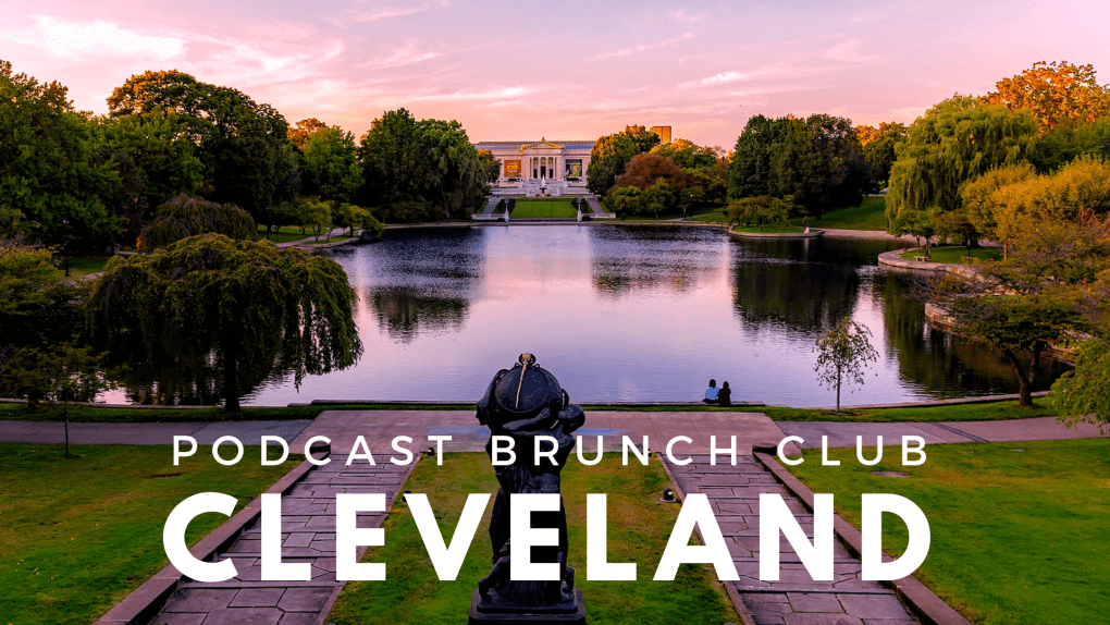 Cleveland chapter of Podcast Brunch Club