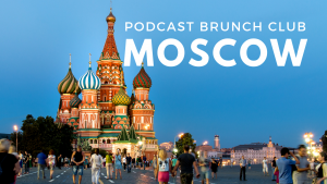 Moscow chapter of Podcast Brunch Club