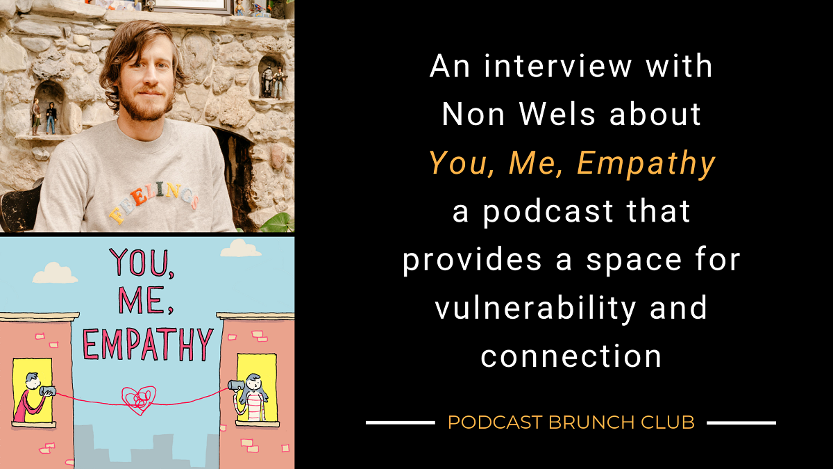 You, Me, Empathy Provides Space for Vulnerability and Connection