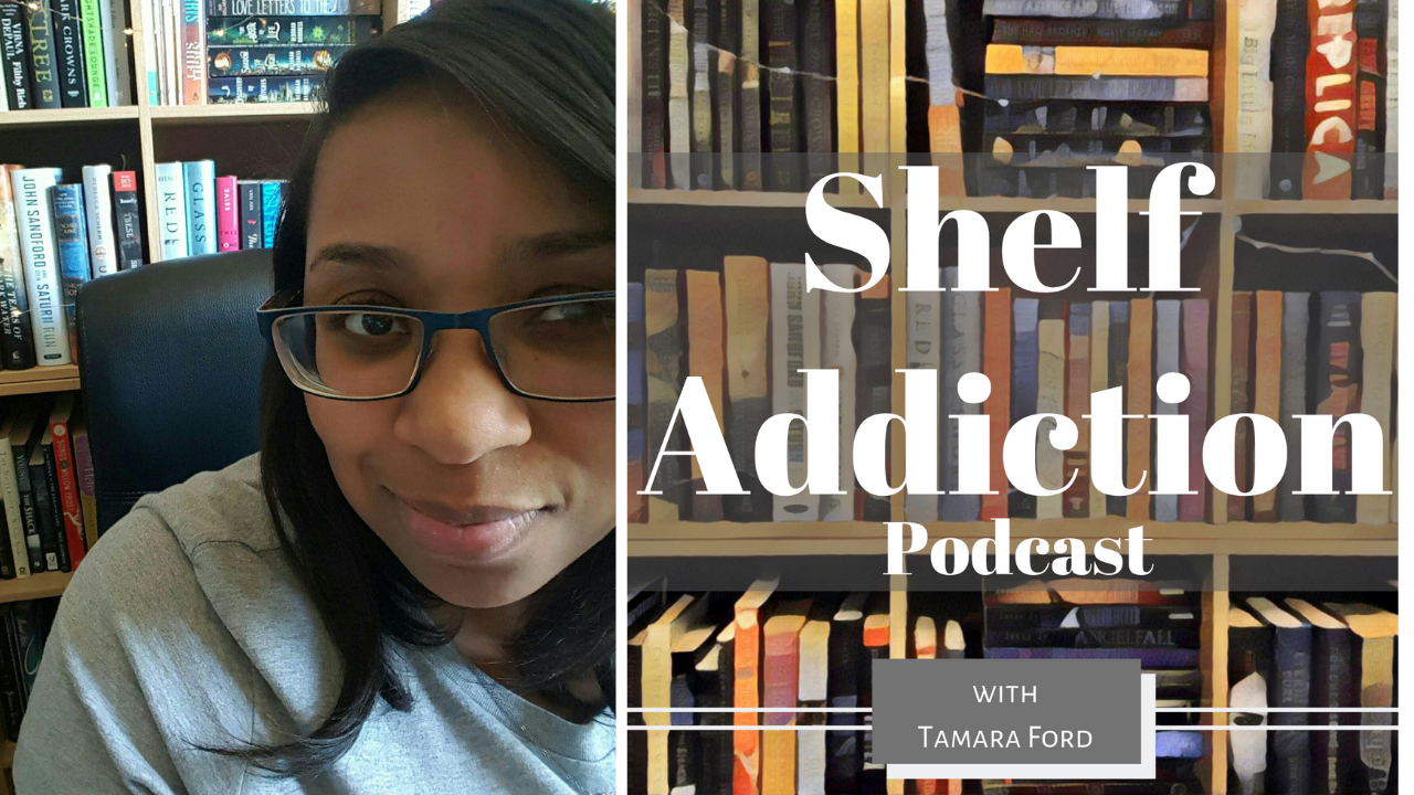 PBC Member-Creator Spotlight: Tamara Ford creates the Shelf Addiction Podcast