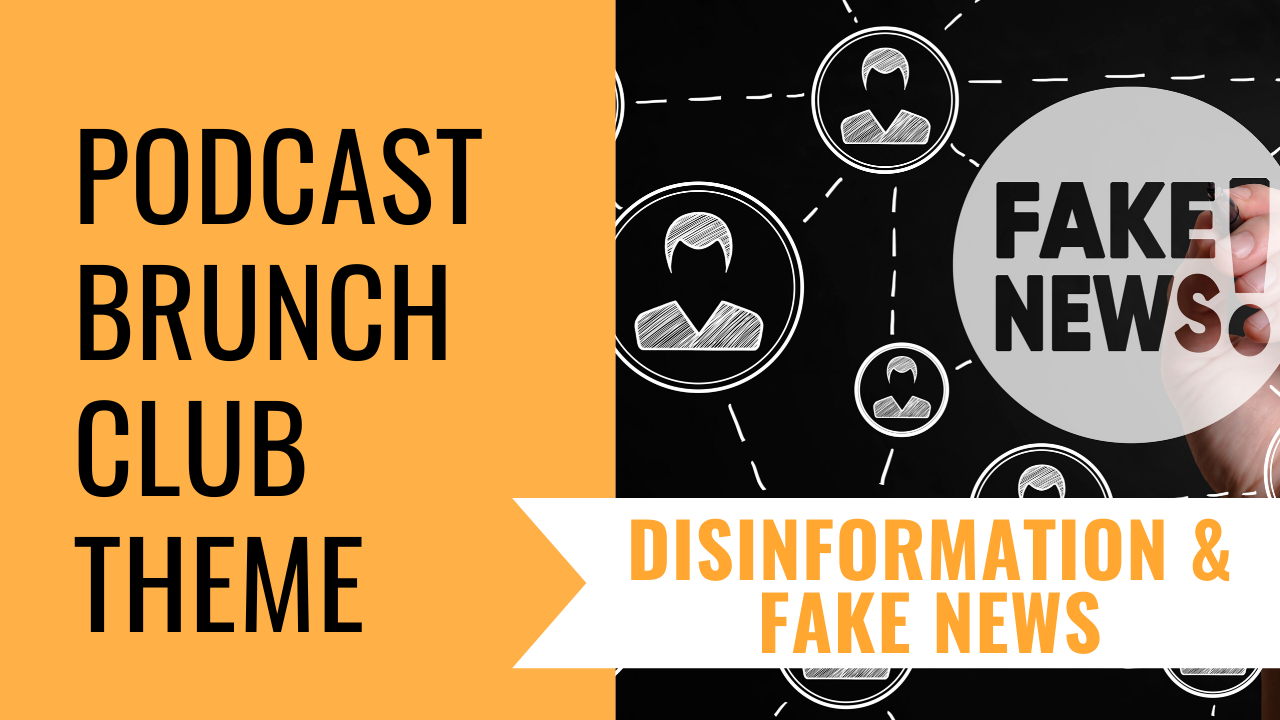Disinformation & Fake News: January 2020 Listening List